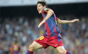 Deportes - Messi