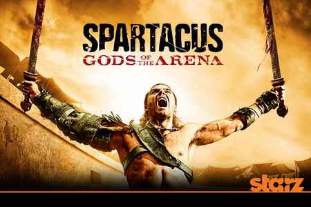 Spartacus Dioses de la Arena [2011] [720p BRrip] [Latino-Inglés] [GoogleDrive]