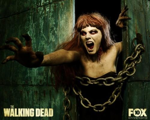 Estreno de la T2 The Walking Dead