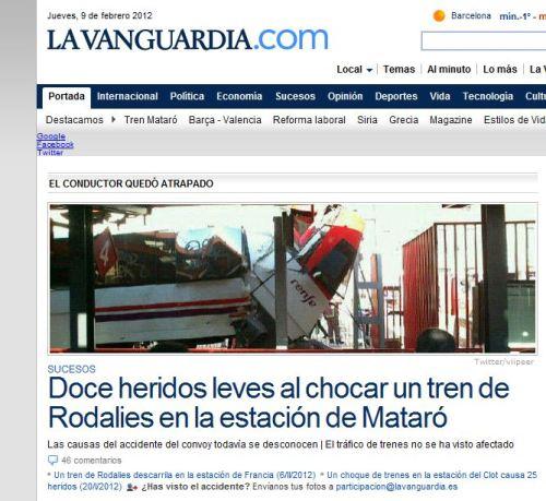 Fama - La Vanguardia